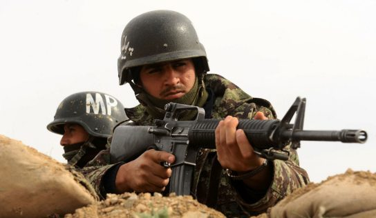 अफगानिस्तानी सुरक्षा कारबाहीमा ९१ तालिवान मारिए