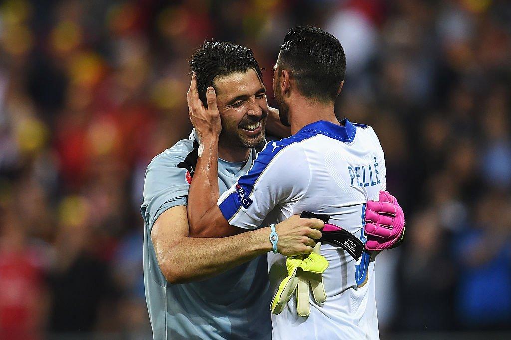 युरोकप फुटबलमा इटालीले बेल्जियमलाई २–० ले हरायो, आयरल्याण्ड र स्विेडनले बराबरी खेले
