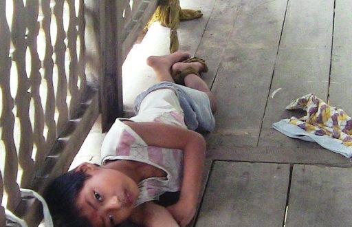 ६ वर्षीय बालक ७ महिनादेखि दाम्लोमा