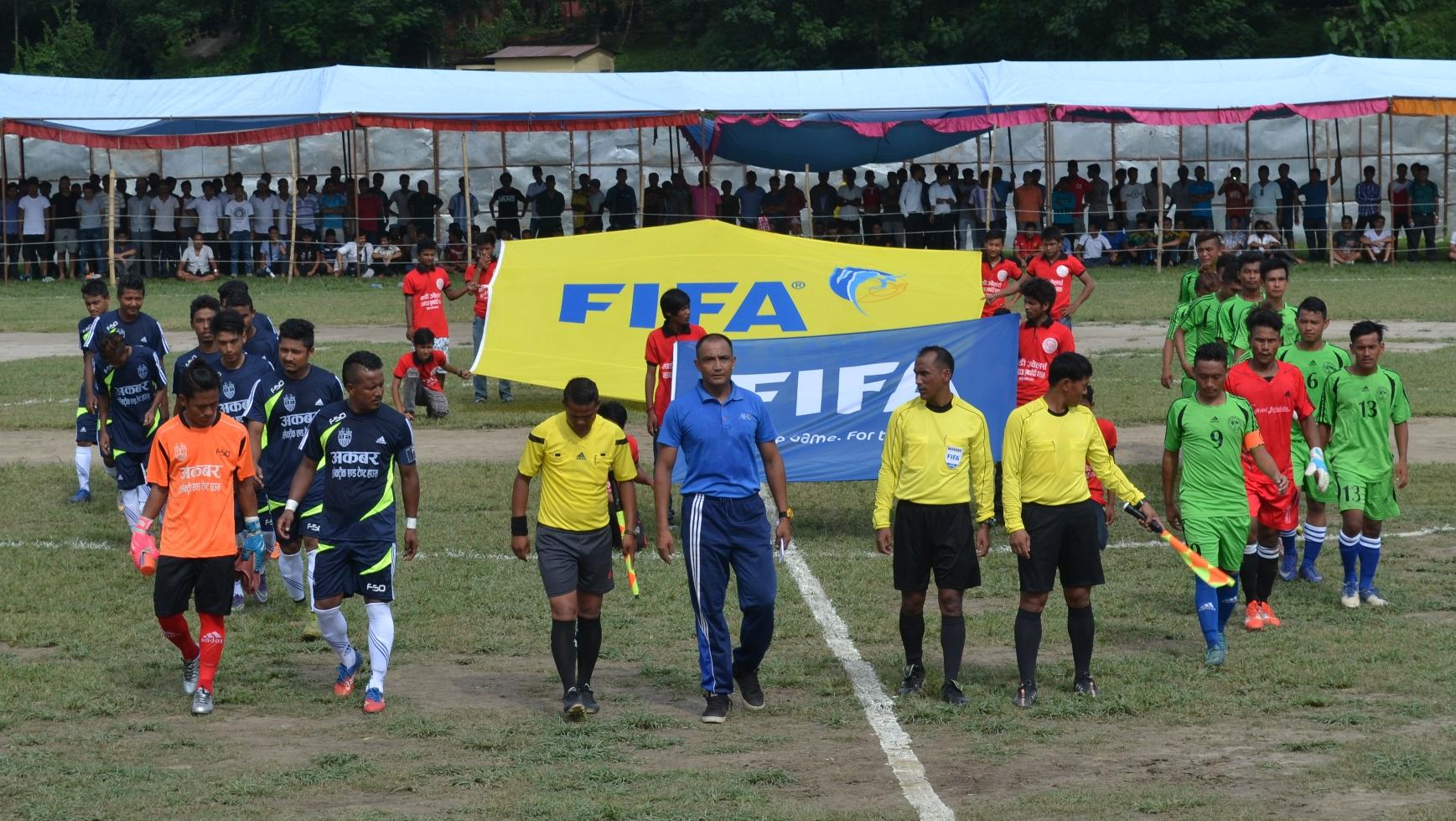 नेपालकप फुटबलमा नारायणगढ फुलबल क्लबको विजयी सुरुवात