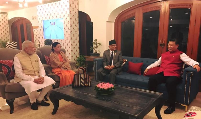नेपाल र चीनसँग मिलेर किन काम गर्न चाहँदैन भारत ?