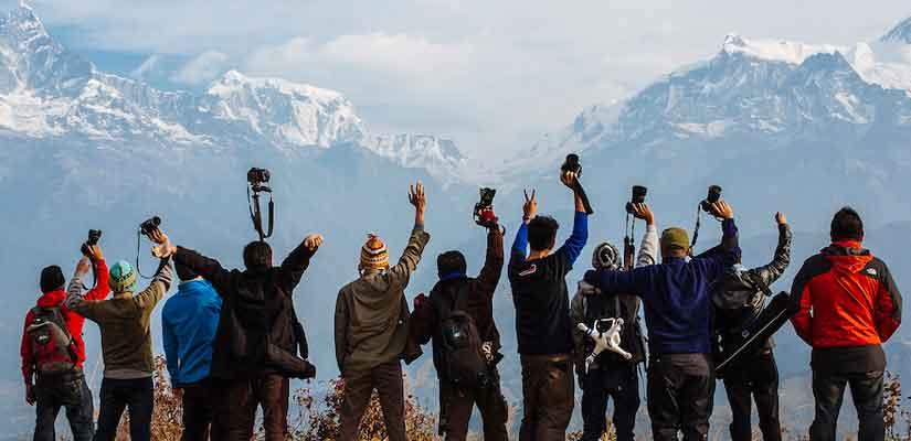 सगरमाथा क्षेत्रमा पर्यटकको सङ्ख्यामा दोब्बर वृद्धि