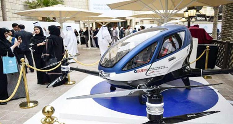 अब गुड्ने होइन उड्ने कार बजारमा, घण्टामा १ सय किलोमिटरको यात्रा गर्न सकिने