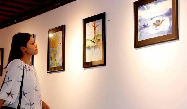 पाटन म्युजियममा तीन दिने चित्रकला प्रदर्शनी सुरू