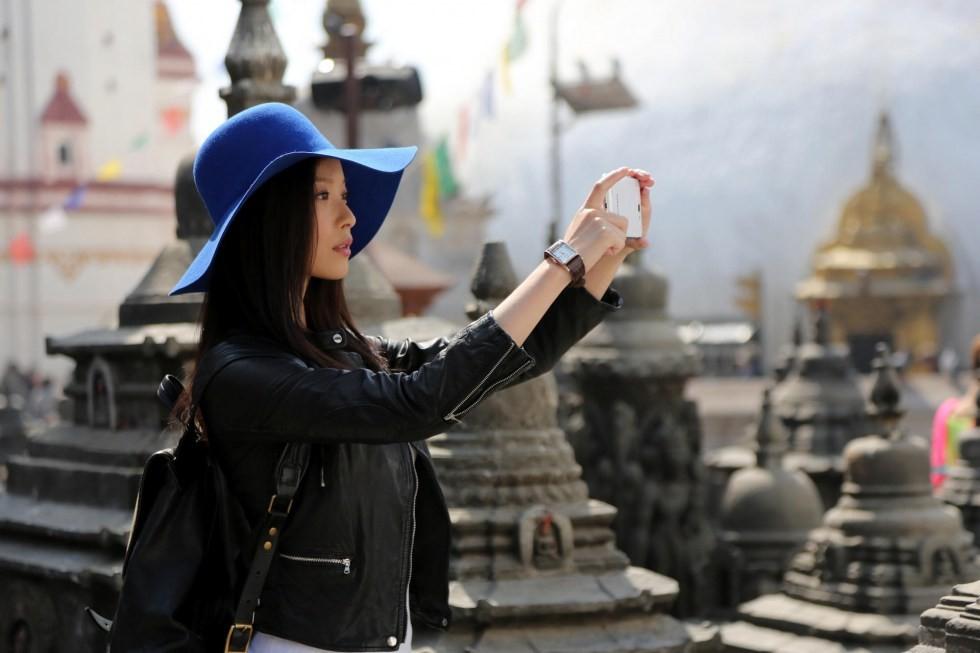 चिनियाँ पर्यटकलाई नेपालबारे जानकारी