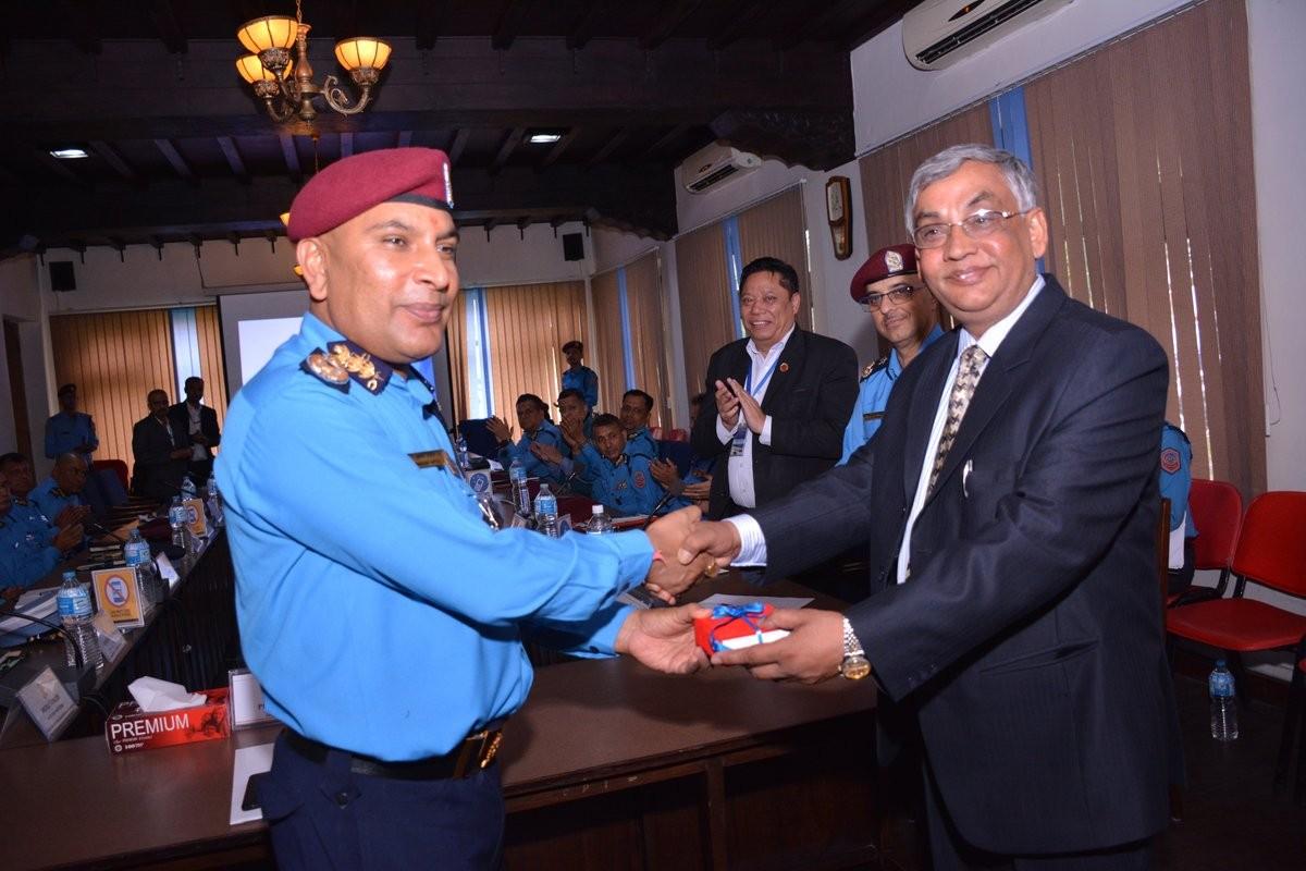 नेपाल प्रहरीद्वारा डिजिटल सिग्नेचर प्रविधिको सुरुवात