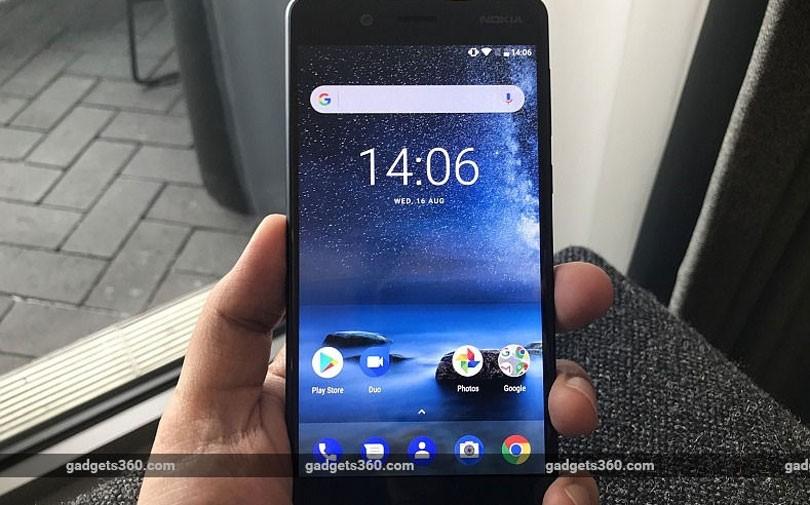 नोकिया–८ स्मार्टफोन लञ्च, दुईवटा क्यामराले एकैसाथ भिडियो खिच्न सकिने