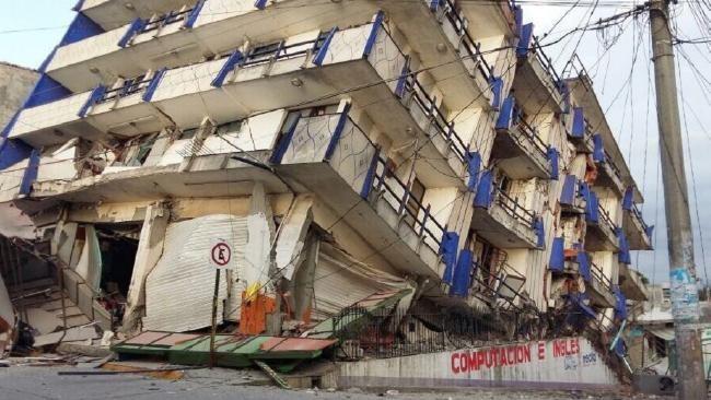 मेक्सिकोमा ६.२ शनिबार फेरि भूकम्प