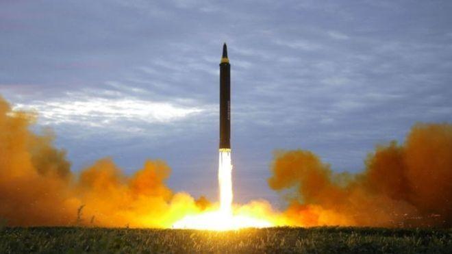 उत्तर कोरियाले एकाबिहानै तर्सायो जापानलाई, जापानले अपनायो 'हाइ अलर्ट'