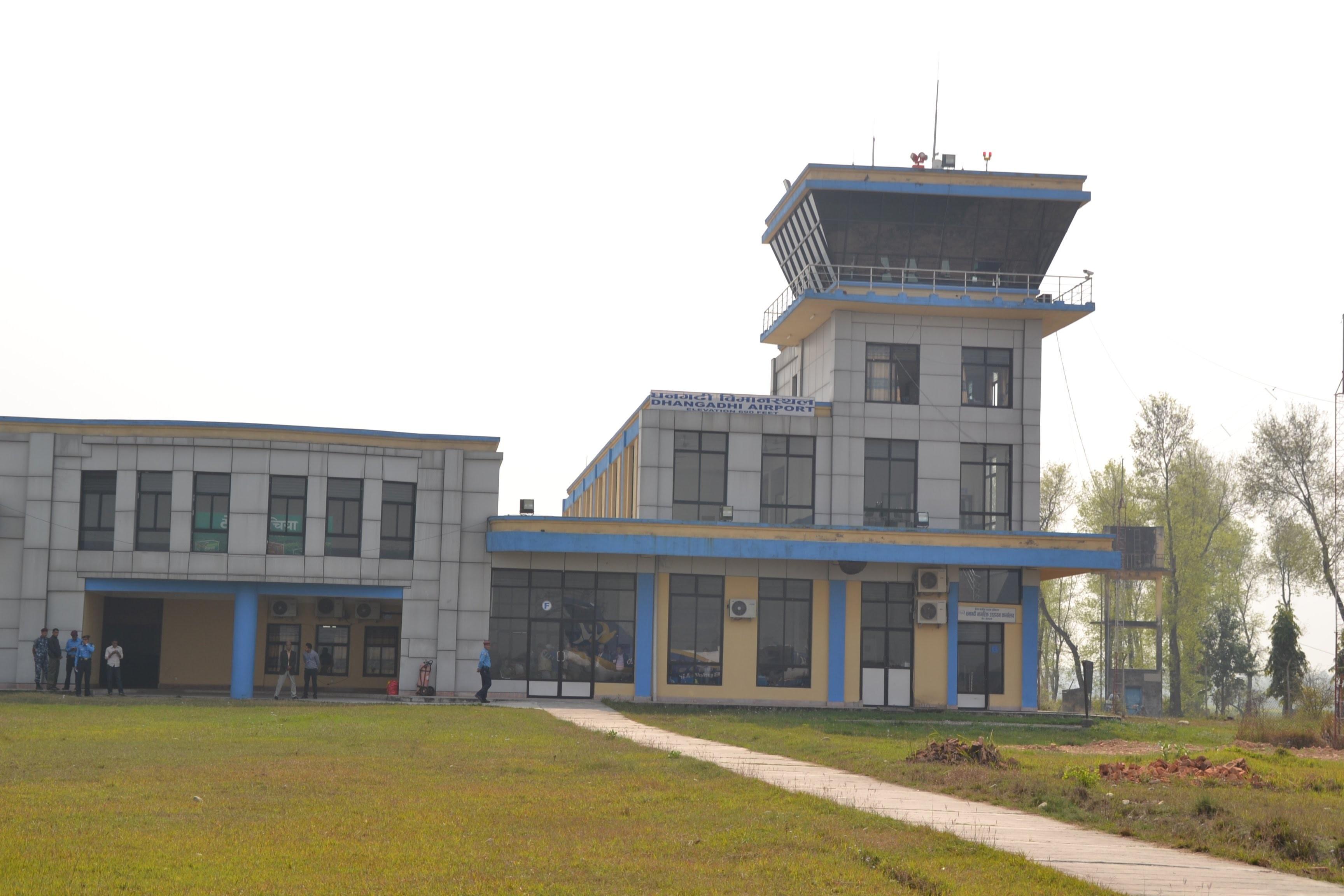 विमानस्थलमा प्रविधियुक्त एक्स–रे सञ्चालित