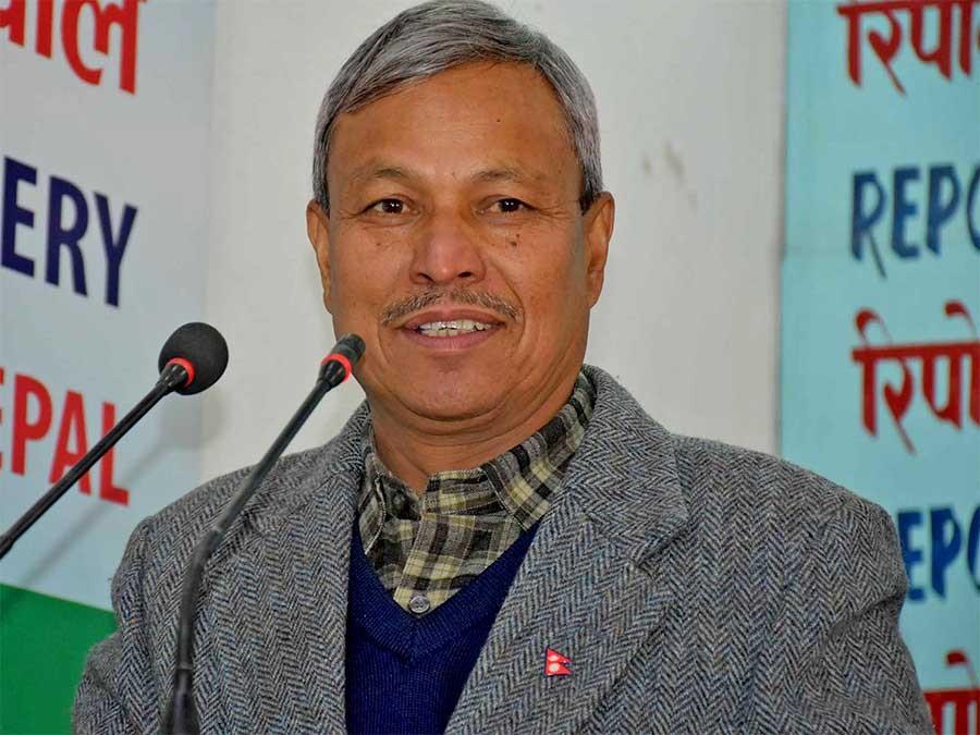 प्रेसलाई अंकुश लगाउनु हुँदैनः नेता रावल