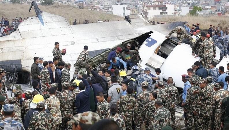 विमानस्थलभित्रै भएको जहाज दुर्घटनाले उब्जाएका सात प्रश्न