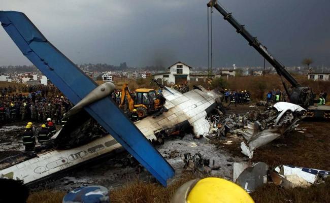 एटिसीकाे लापरवाहीका कारण विमान दुर्घटना भएकाे निष्कर्ष