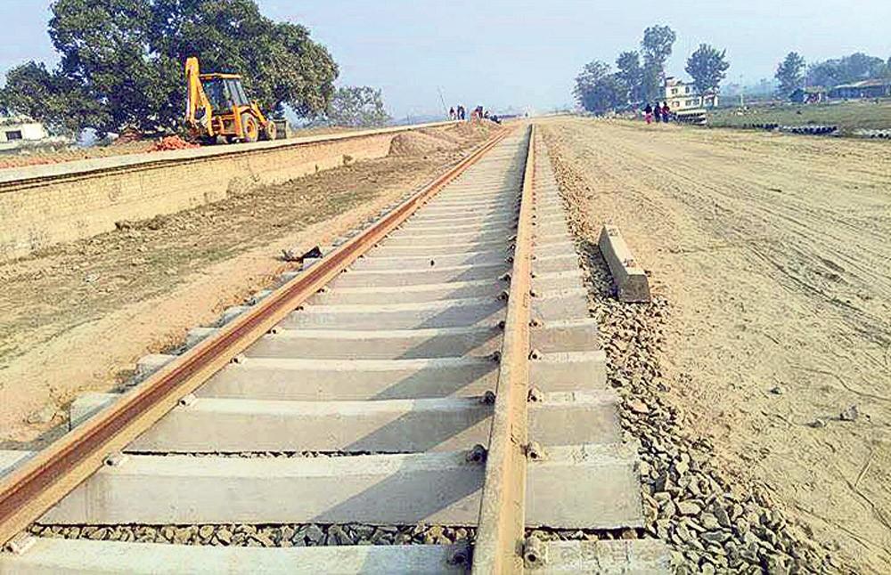 मुलुकभर दर्जनौं  रेलमार्ग निर्माण विशेष प्राथमिकतामा