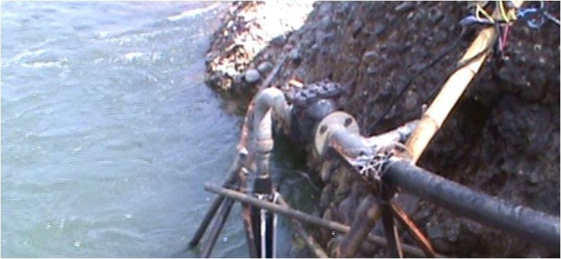 यसरी ल्याइयाे ठूलीभेरी नदीको पानी चौरजहारी अस्पतालमा