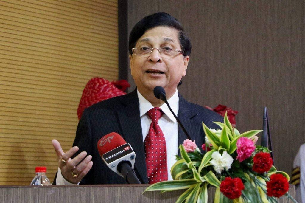भारतमा प्रधानन्यायाधीशविरूद्ध महाअभियोग प्रस्ताव