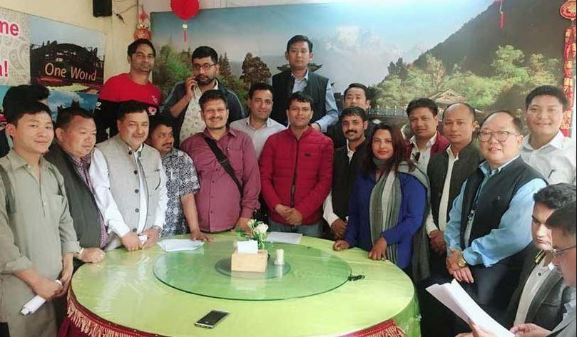 पत्रकार महासंघको प्रदेश कार्यसमितिमा तीन संगठनको भागवण्डा