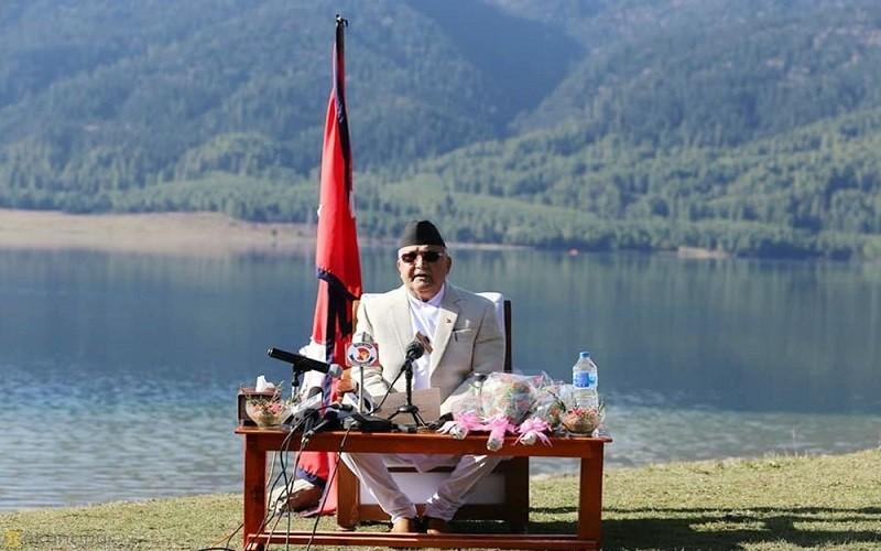छायानाथ वैंशमै हेरौं, बुढेशकालमा गाह्रो हँदोरहेछ : प्रधानमन्त्री