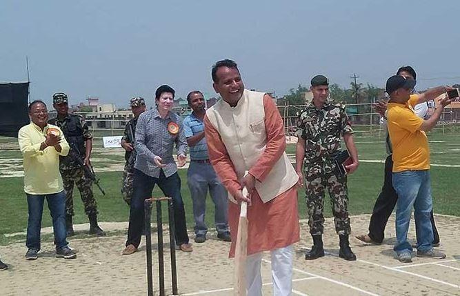 प्रदेश नं २ः अन्तर्राष्ट्रिय क्रिकेट मैदान बनाइने