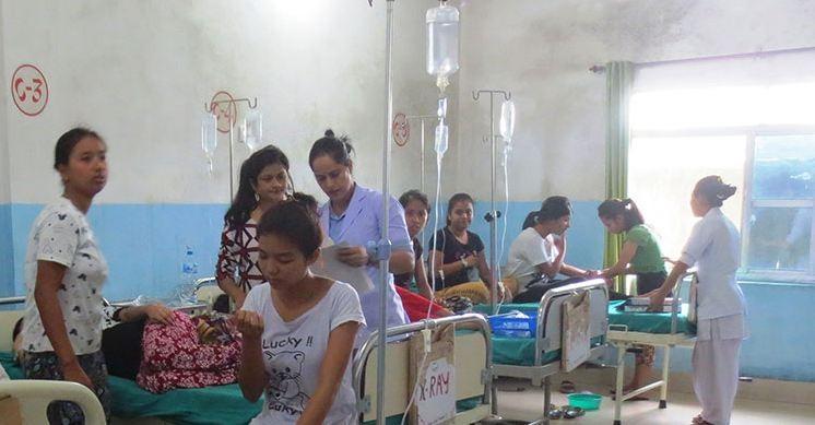 गर्मीसँगै अस्पतालमा बिरामीको चाप, सर्तक रहन डाक्टरकाे यस्ताे सुझाव