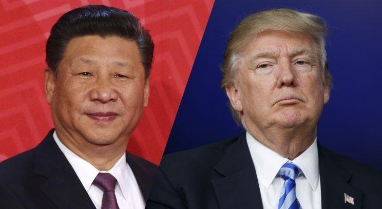 चीनको व्यापार नीति 'अविवेकी': ट्रम्प