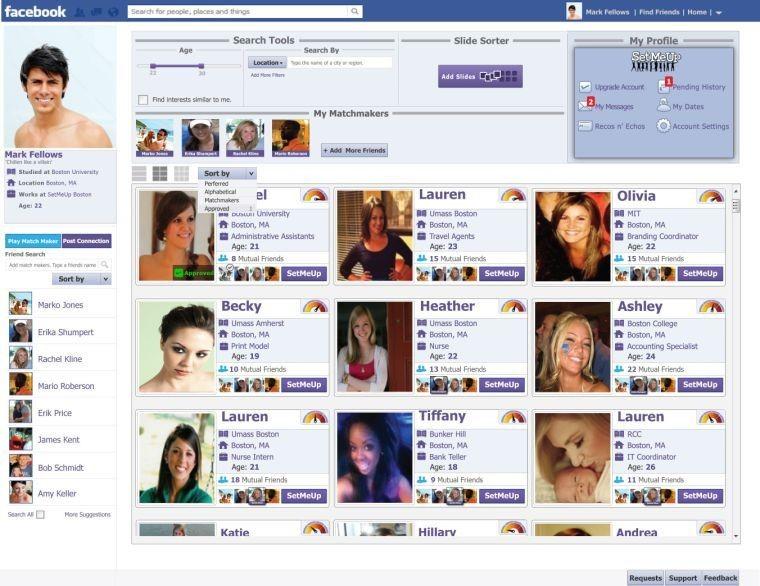 अब फेसबुकले डेटिङ एप ल्याउने