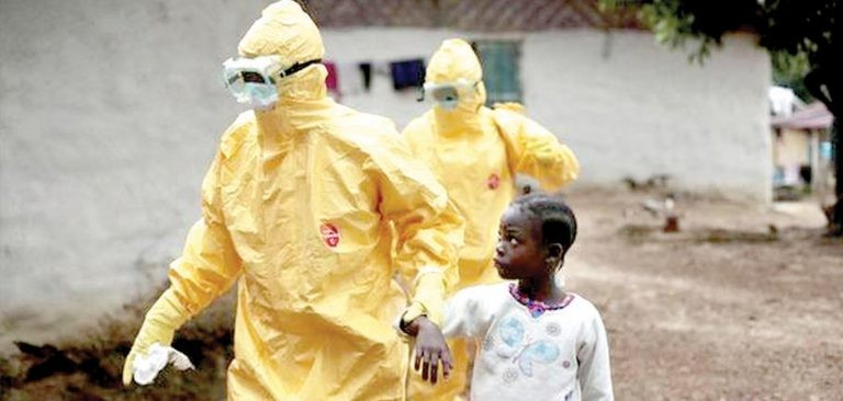 कंगोमा इबोला देखियो, नेपालमा सतर्कता