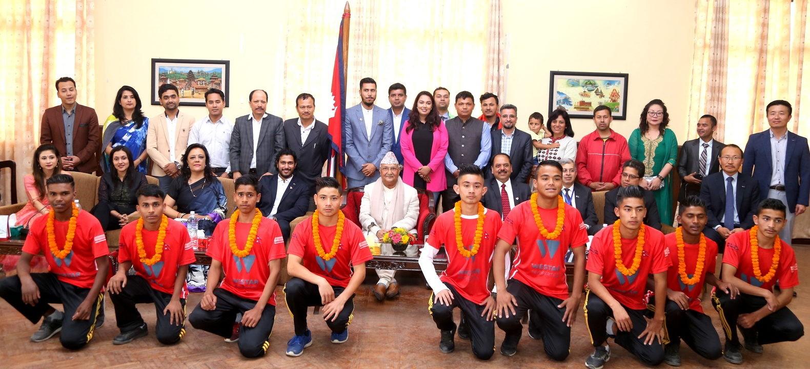 स्ट्रिट चाइल्ड वल्र्डकपः विश्वकप खेल्ने नेपाली टोलीको बिदाई