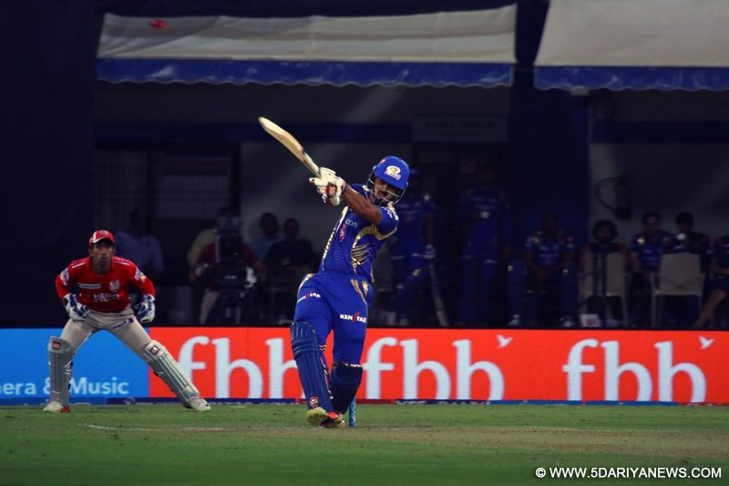आईपीएलः मुम्बईले पञ्जाबलाई ६ विकेटले हरायो