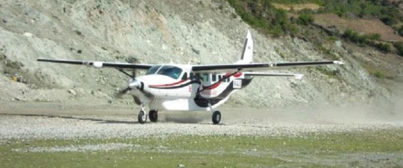 अपडेटः मकालुको विमान सम्पर्कविहिन, एटीसीले भन्याे–बाजुरामा भेटिएको सूचना गलत