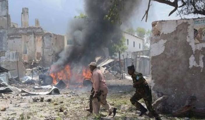 सोमालियामा बम विस्फोट हुँदा ५ जनाको मृत्यु