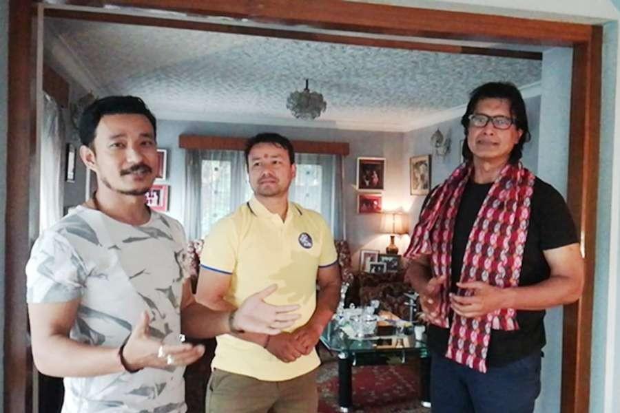 राजेश हमालका लागि नयाँ नायिकाको खोजी