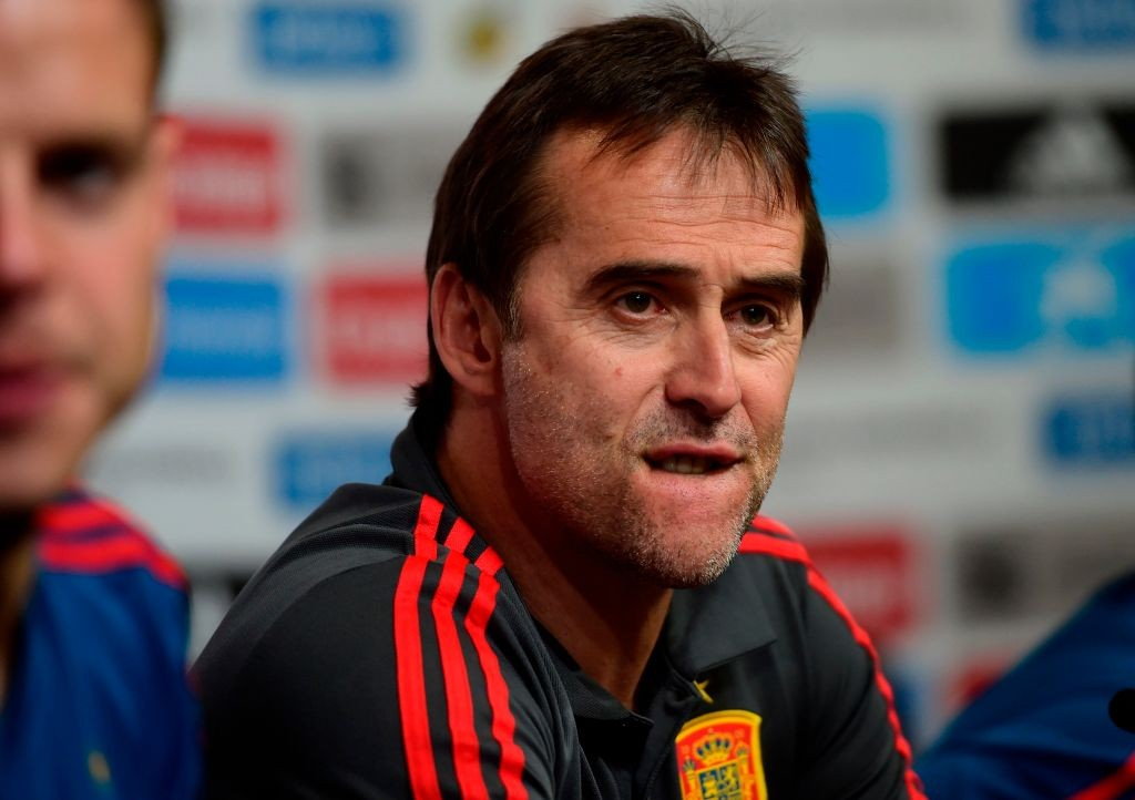 विश्वकपको अघिल्लो दिन स्पेनका प्रशिक्षक लोपेटेगीलार्इ बर्खास्त