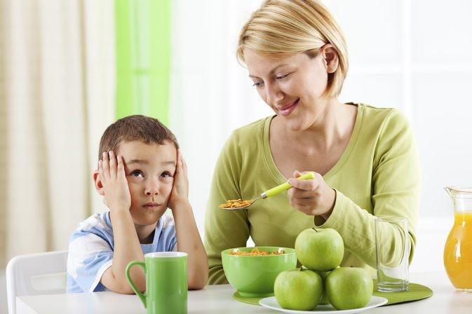 बच्चाले खान नमाने यी उपाय अपनाउनुहाेस्
