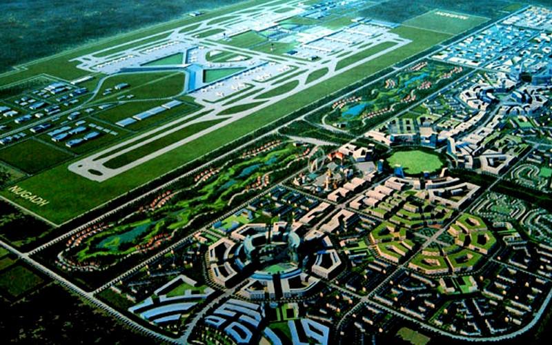 न्यूनतम रूख काटेर निजगढ विमानस्थल बनाइने