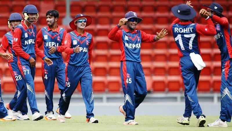 नेपाल र भारतबीचको खेल शुरु