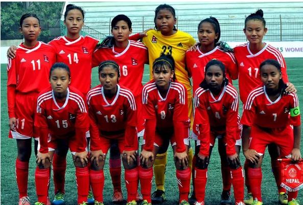 सावित्राको दुई गोल, नेपाल उपविजेतामा सीमित