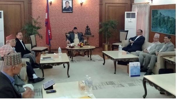 नेकपा सचिवालय बैठक बस्दै, के विषयमा हुँदैछ छलफल?