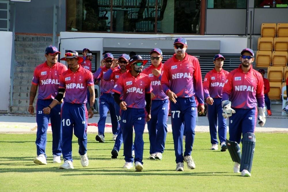 टी-२० विश्वकप छनोटः नेपालको लगातार चौंथो जित, भुटान ३३ रनमै अलआउट