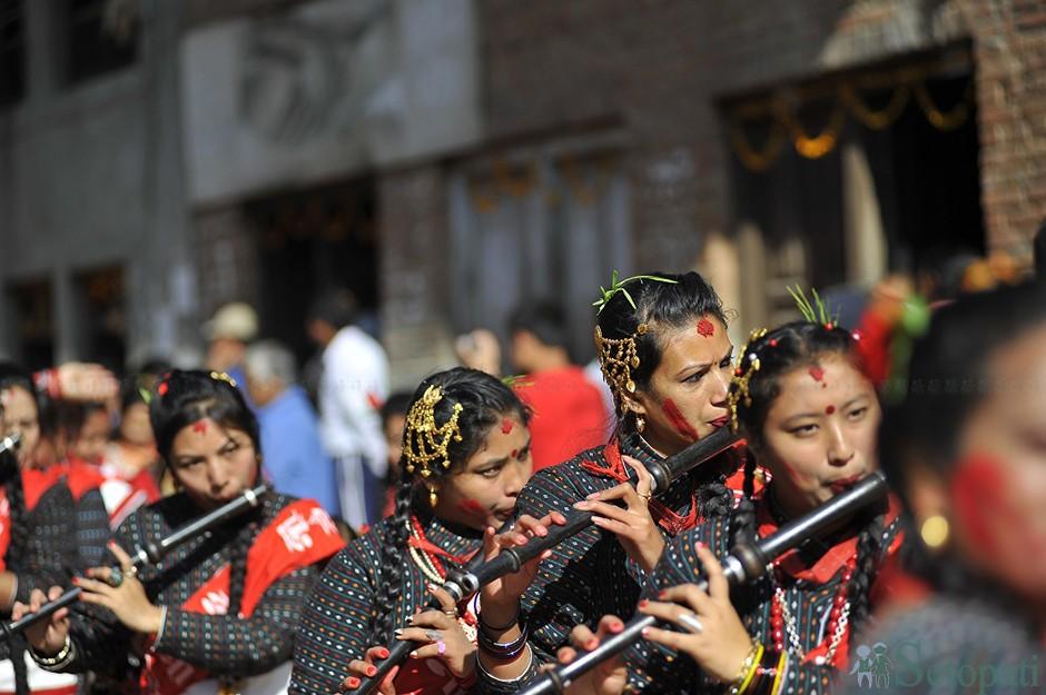 नेपाल सम्वत् ११३९ शुरु
