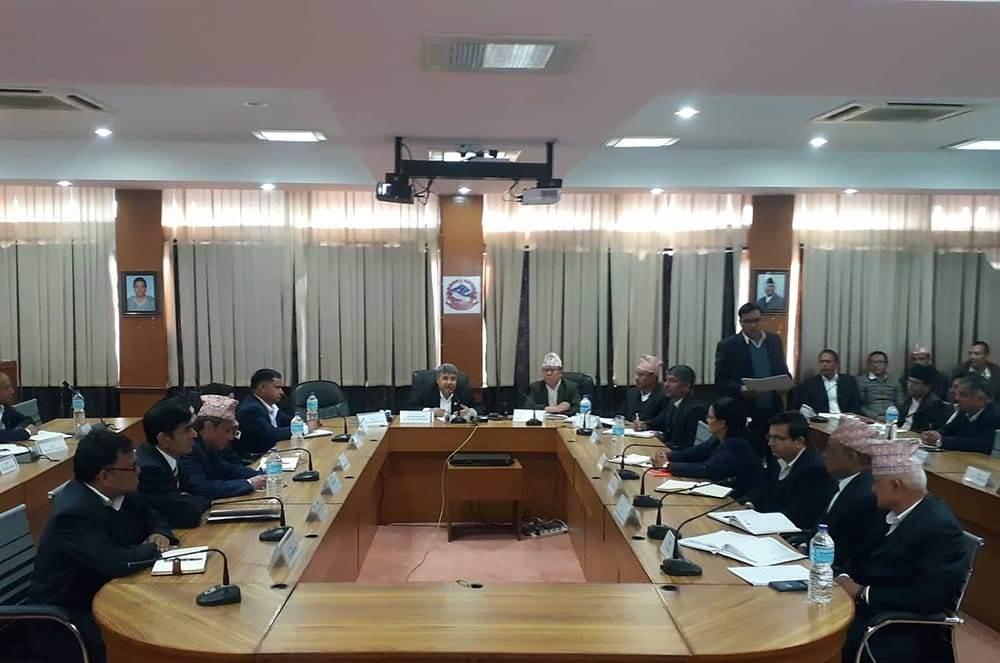 मन्त्रिपरिषद् बैठकः पूर्वराजा विरेन्द्रको जग्गा नेपाल ट्रस्टले लिने