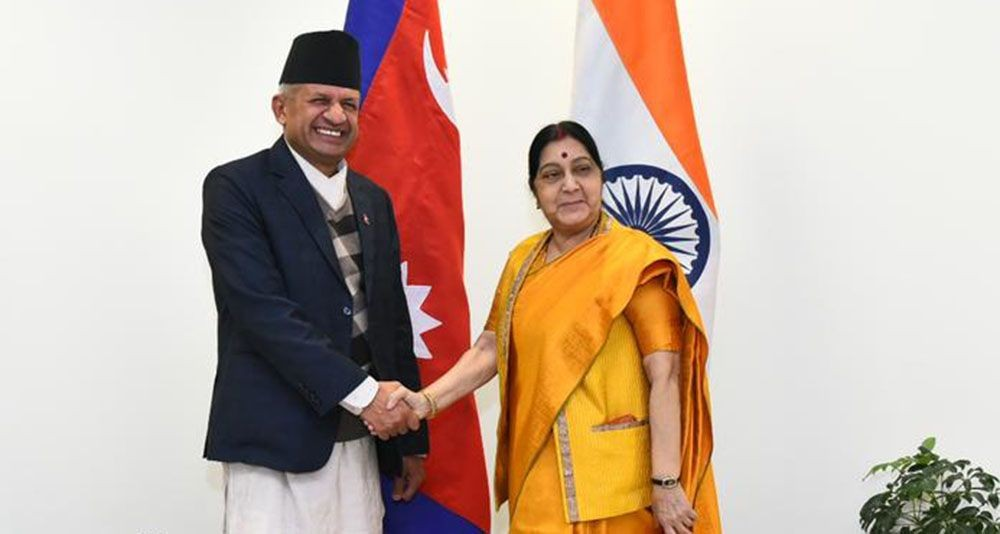हवाई मार्ग र भारु समस्या समाधानमा भारत सकारात्मक