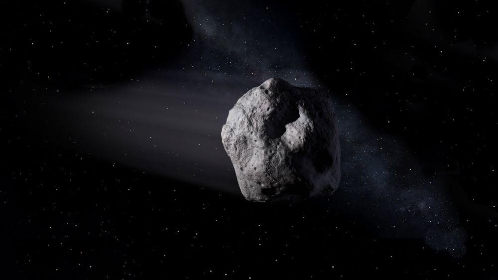 विश्वभर काेराेनाले महामारी फैलिएका बेला पृथ्वी नजिक आउदैछ यस्ताे छुद्र ग्रह, कति छ हानिकारक ?