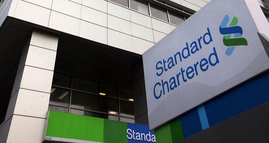 कोरोनासँग लड्न स्टान्डर्ड चार्टर्ड बैंकले गर्यो १ करोड  १६ लाख रुपैयाँ आर्थिक सहयोग