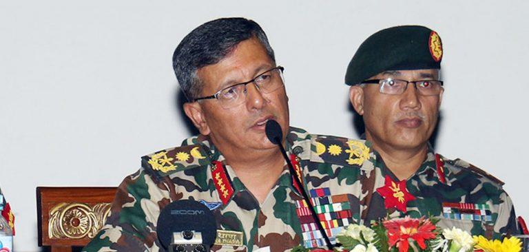 भारतीय सञ्चारमाध्यममा प्रकाशित समाचार भ्रामक, काल्पनिक र निराधार : नेपाली सेना