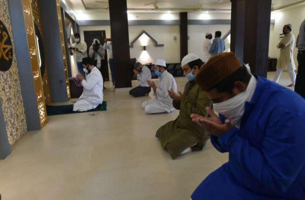 मुस्लिम समुदायले ईद मनाउँदै, आज सार्वजनिक विदा