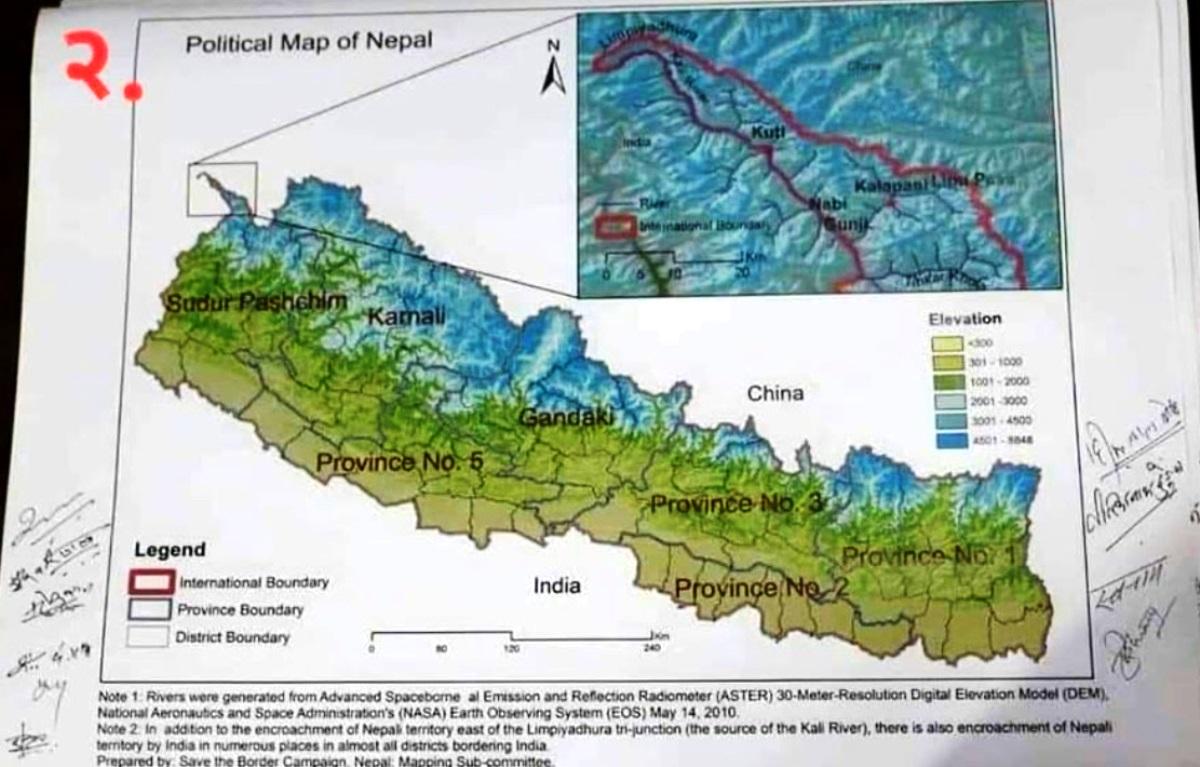 १२४ लोकतान्त्रिक देशहरुको गठबन्धनबाट नेपाल बाहिर !