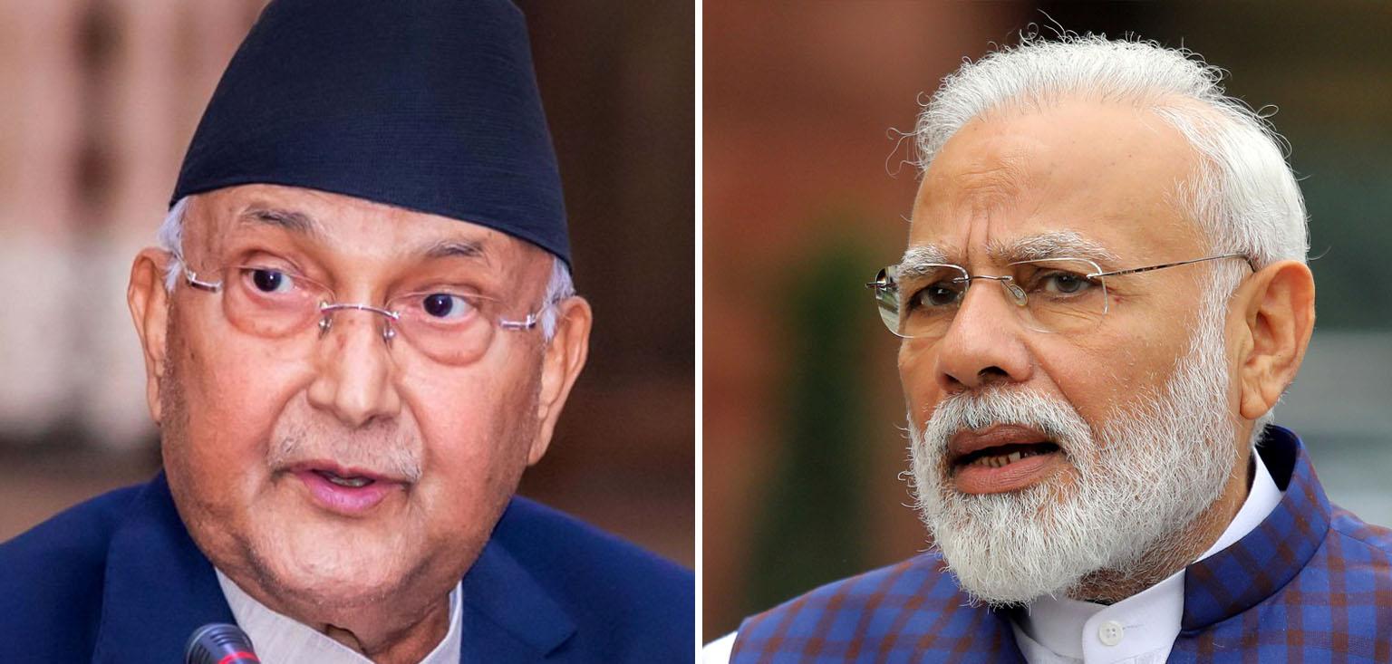 कसरी भाँडियो नेपाल-भारतका प्रधानमन्त्रीको फोनवार्ता ?