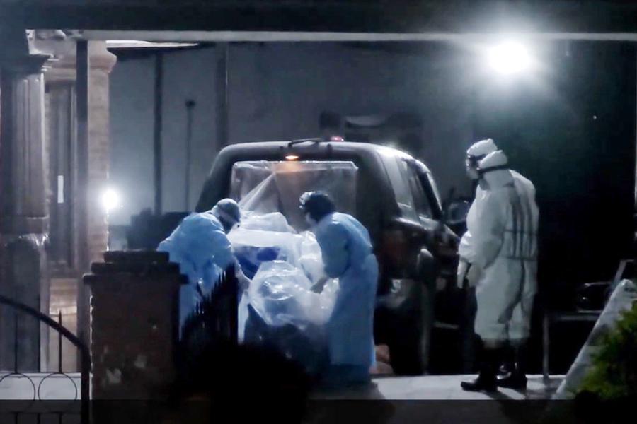 सप्तरीमा ६२ वर्षिया कोरोना संक्रमित महिलाको मृत्यु