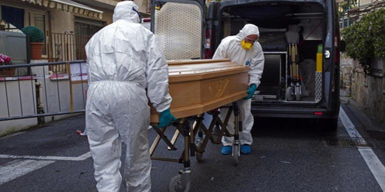 एकै दिन ५८ जनाको मृत्यु, ८६५९ जना संक्रमित